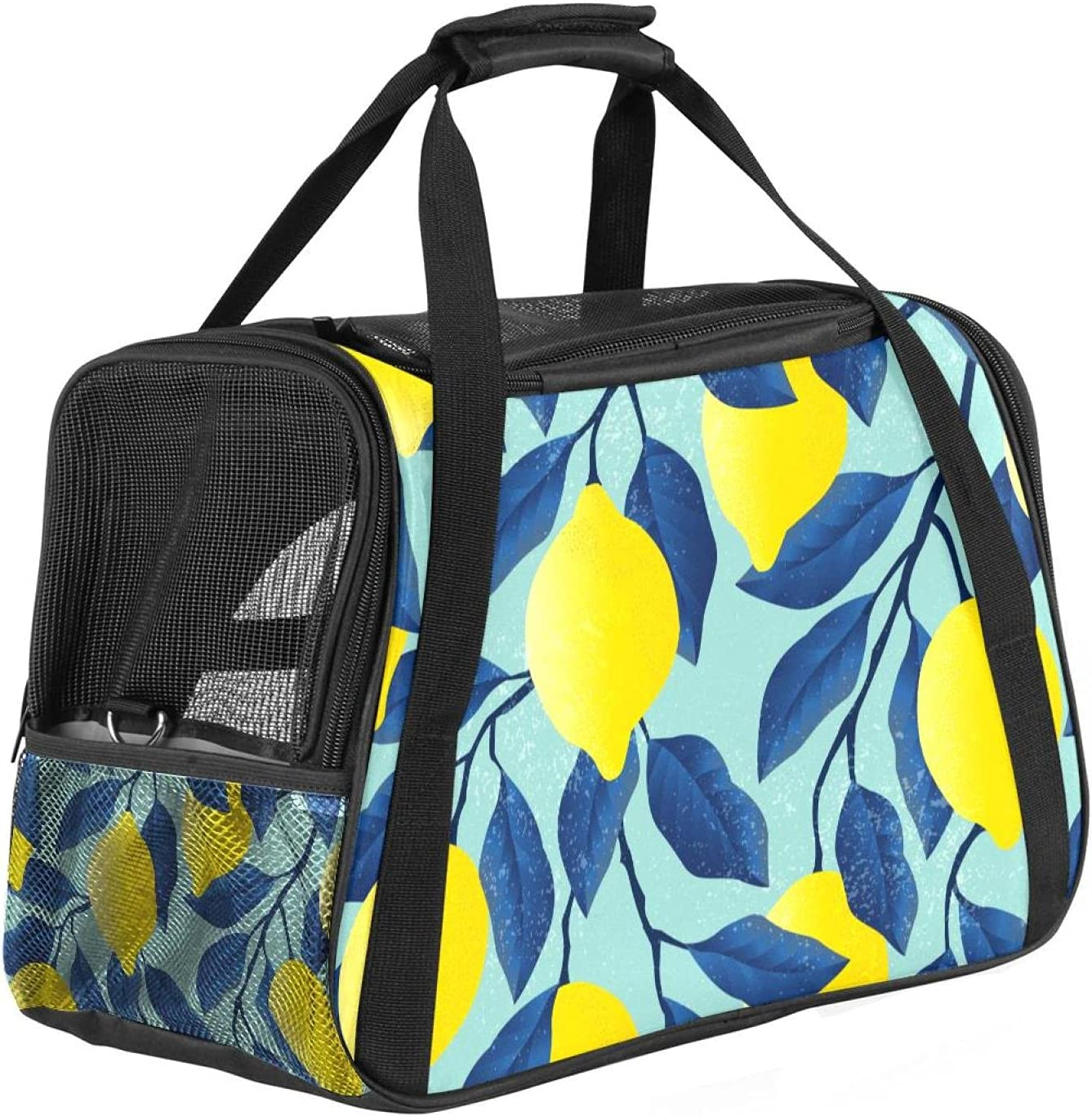 overseas Airline Approved Soft Sided Pet Series Regular dealer Low Profile Carrier Tote