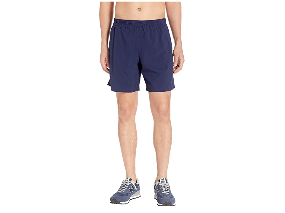 New Balance 7 Accelerate Shorts (Pigment) Men