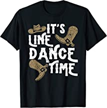 Funny Line Dance Country Dancing Western Shirt Hats Boots