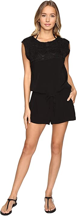 Carly Romper Cover-Up