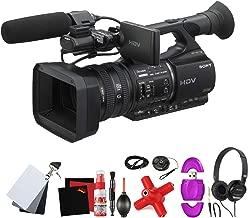 Sony HVR-Z5P Professional HDV PAL Camcorder -Mega Accessory Bundle -