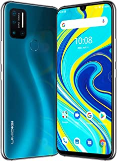 """UMIDIGI A7 Pro Unlocked Cell Phones(4GB+128GB) 6.3"""" FHD+ Full Screen, 4150mAh High Capacity Battery Smartphone with 16MP A..."""