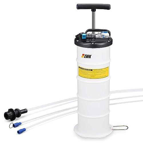 Heavy Duty 10 Litre 10L Car Van Oil Water Drain Draining Fluid Tank Container