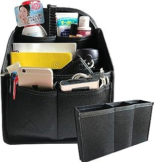 リュックインバッグ バッグインバッグ リュック 自立 高級 インナーバッグ a4 b4 a5 通勤 通学 旅行 収納バッグ 小物 整理 縦 フェルト 軽量 大容量 レディース メンズ