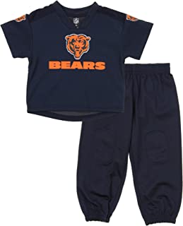 Outerstuff NFL Infants and Little Boys Extra Point Shirt and Pants Set, Team Options