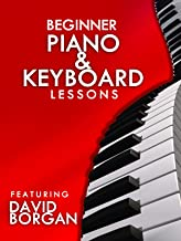 Beginner Piano and Keyboard Lessons - Learn How to Play 15 S
