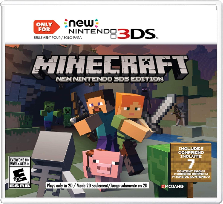 Minecraft: New Nintendo - Edition Superlatite Import 3DS