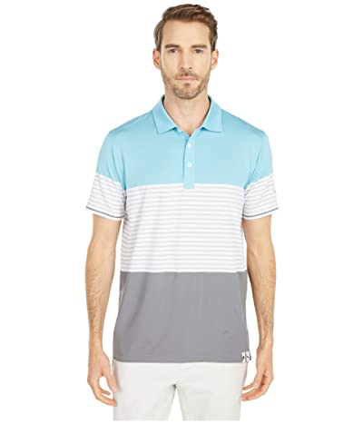 PUMA Golf Taylor Polo (Milky Blue) Men