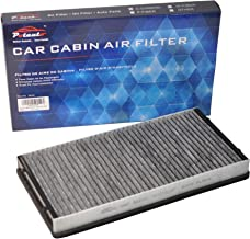 POTAUTO MAP 3021C (CF11919) Replacement Activated Carbon Car Cabin Air Filter for Porsche, 911, Boxster, Cayman(Upgraded with Active Carbon)