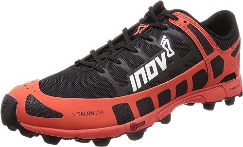 Inov-8 X-Talon 230 noir rouge 43
