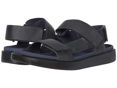 ECCO Flowt Summer Sandal (Marine) Men