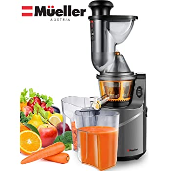 sorbet JR Ultra 8000 S2 Whole Slow Juicer nut milk smoothies 37 rpm 2 hour runtime