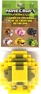 Minecraft Spawn Egg Mini Action Figure - Blaze