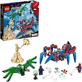 LEGO Super Heroes Reptadora de Spider-Man, juguete