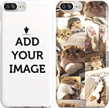 Make Your OWN iPhone 8 Plus / 7 Plus CASE - Customized Cover Add Photo Print Text Logo Picture