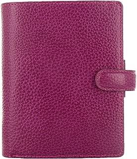 Filofax Finsbury Raspberry Pocket Organizer - 025342
