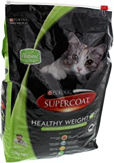 Supercoat Healthy Weight Real Kangaroo Cat Food 3.5 kg 1 Pack Medium