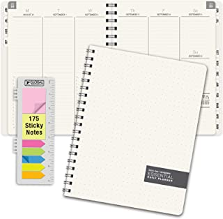 Essential 8.5x11 Monthly & Weekly 2020-2021 Planner - (8.5x11 - June 2020 Through July 2021)