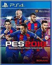 PES 2018 Day 1 Arabic Edition by Konami, Region 2 for Playstation 4