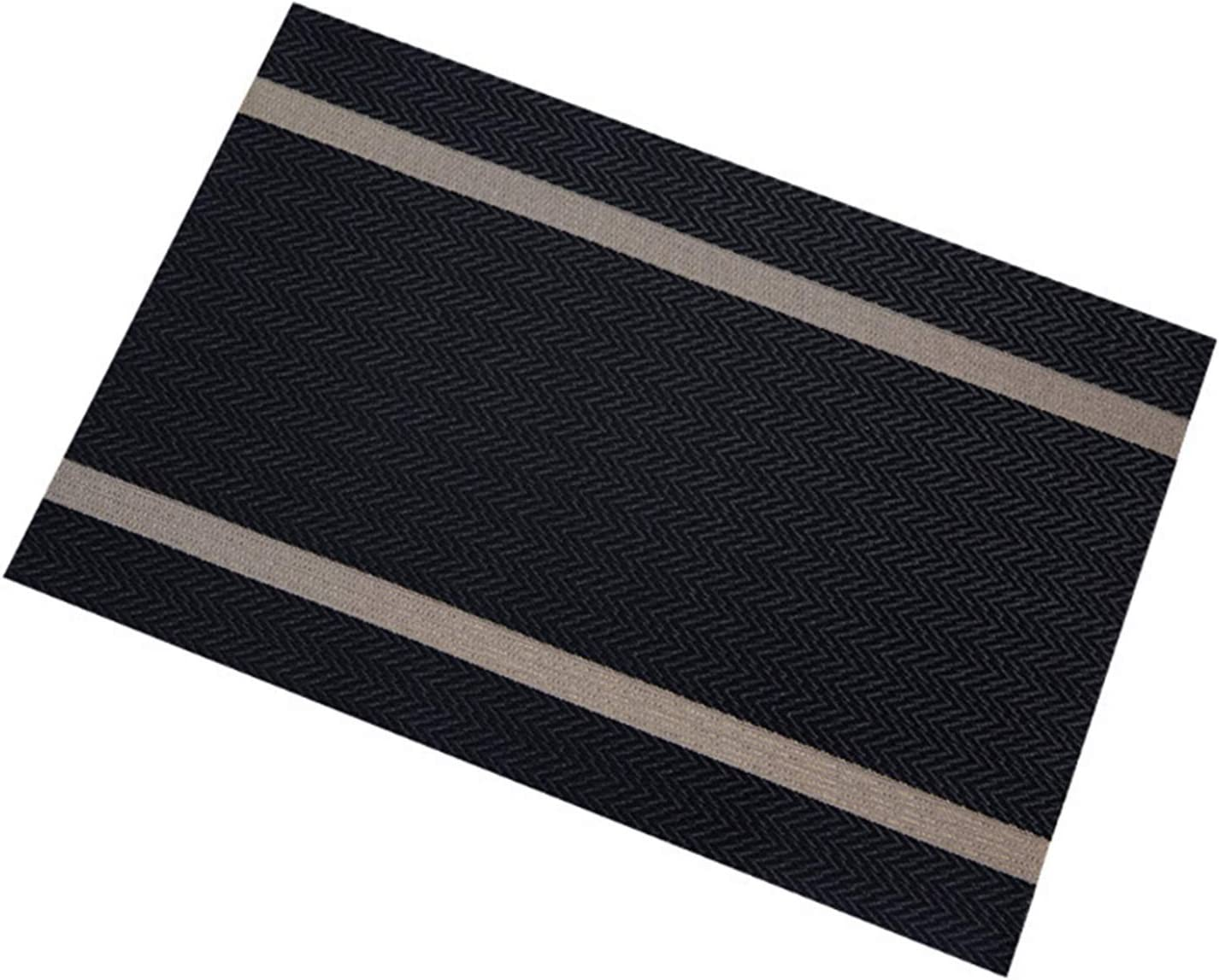 XIZHOUCUN Tableware Pad Placemat Table Mat Insulation Heat N Bargain sale Dallas Mall PVC