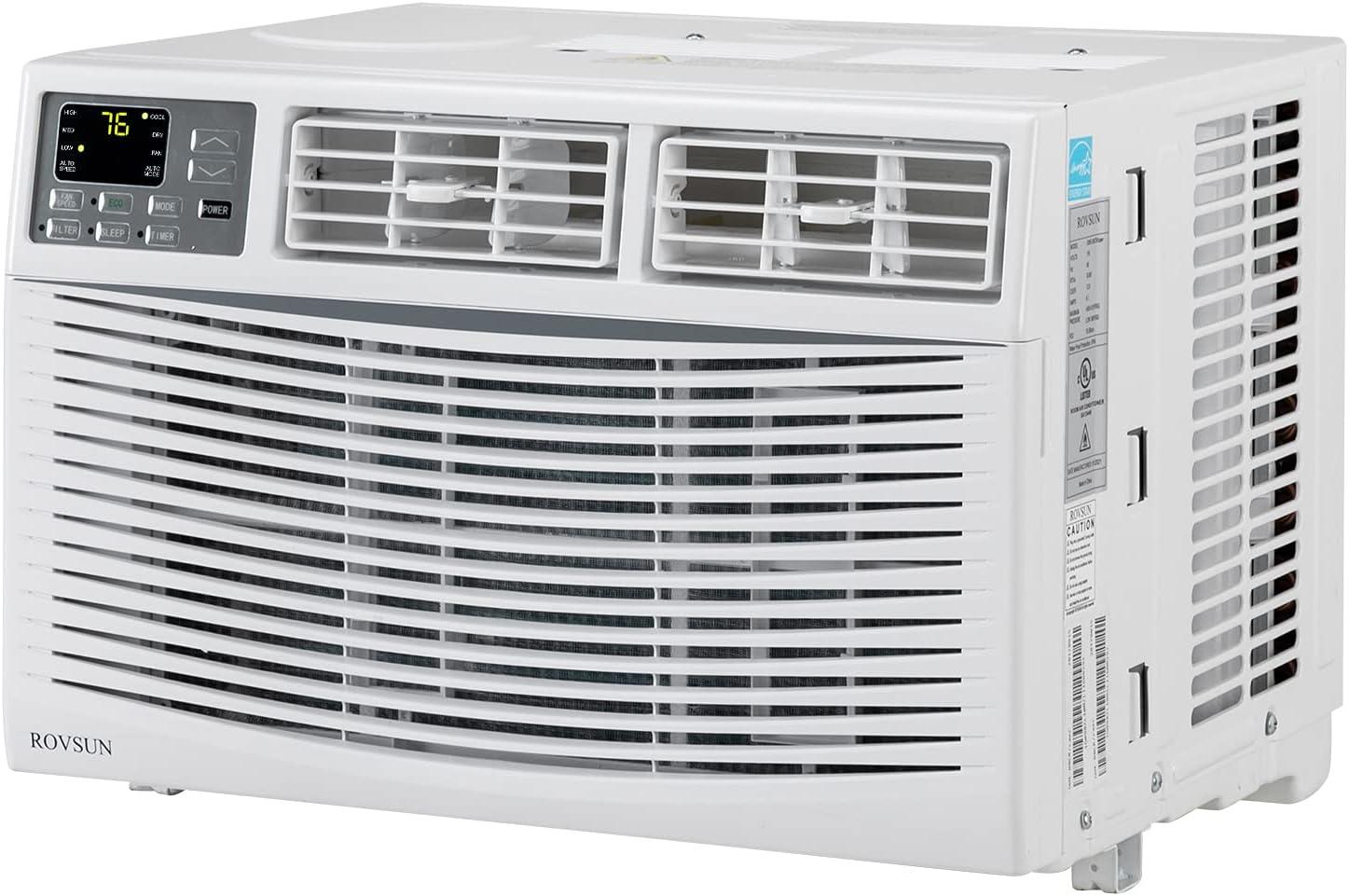 Bonnlo 10000 Portland Mall BTU Window Air Conditioner Energy AC Indianapolis Mall Unit Saving w