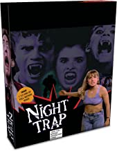 Night Trap 25th Anniversary Limited Run Games Limited Edition