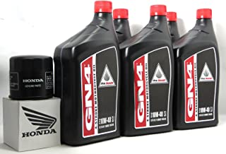 2006 HONDA ST1300 OIL CHANGE KIT