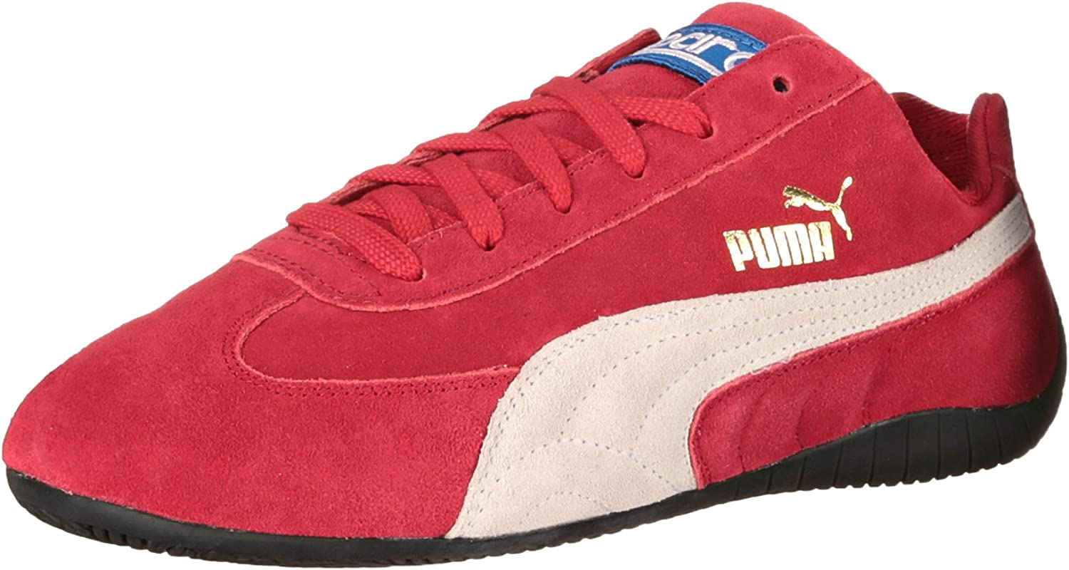 Amazon.com | PUMA Mens Speed Cat Lifestyle Sneakers Shoes ...