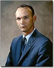 Michael Collins Portrait NASA 11x14 Silver Halide Photo Print