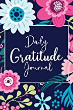Daily Gratitude Journal: Gratitude Journal, Notebook, Diary, Daily Prompt Journal, Empathy Journal, Blessed Journal, 6x9, 120 Pages, White Paper