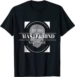 Mastermind Worldwide Est 1984 Skull Kpop Korean Music Shirt