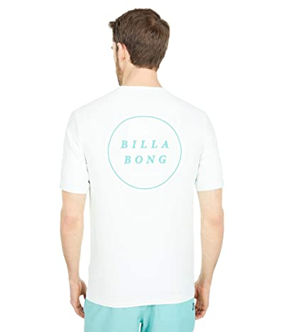 Billabong Rotor Loose Fit Short Sleeve Surf Tee Men