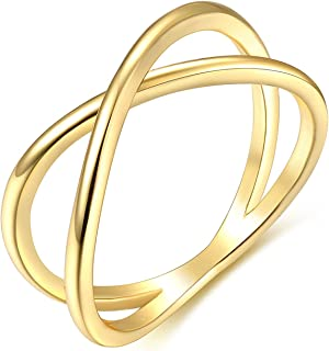 big gold ring for ladies