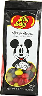 Jelly Belly Jelly Beans, Mickey Mouse Special Edition, 7.5 Ounce