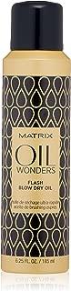 Matrix Oil Wonders Flash Blow Dry Oil, 6.25 Fl Oz