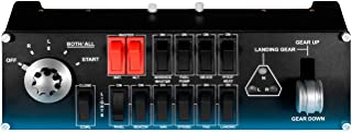 Logitech G Saitek Pro Flight Switch Panel - Zwart