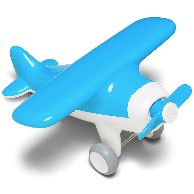 Kid o - Avion bleu - Bleu