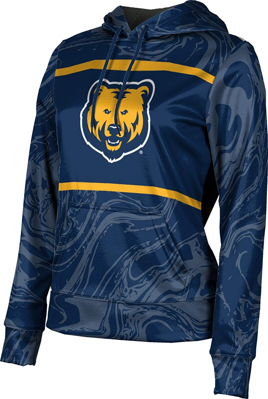 University of Northern Colorado Girls' Pullover Hoodie, School Spirit Sweatshirt (Ripple)