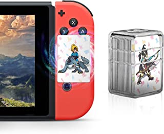 NFC Game Cards for the Legend of Zelda Breath of the Wild Switch / Wii U- 22pcs Mini Size Cards with Crystal Case [video game]