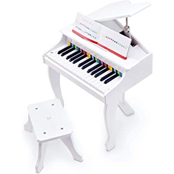 Hape(ハペ) デラックスグランドピアノ(白色) E0338A