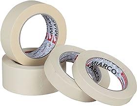 miarco 192B37 crêpe plakband, glad, 37 mm x 45 m