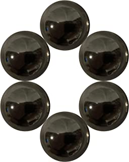 Four Brothers Magnetic Hematite Balls for Stress and Anxiety Relief - Sphere Magnets for Fun and Scientific and Developmen...