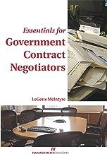 Essentials for Government Contract Negotiators