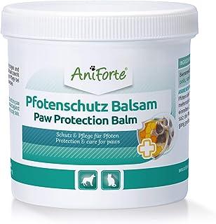 AniForte Pfotenbalsam Hund & Katze 120 ml – Pfotenschutz, natürliche Pflege bei rissigen & trockenen Pfoten, Intensive Pfotenpflege, bei schlechten Wetter oder trockener & schuppiger Haut