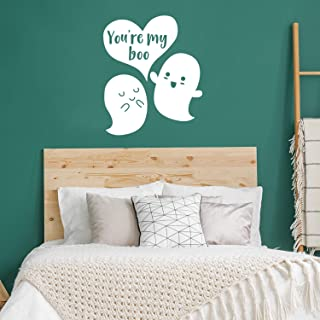 Valentines Day Vinyl Wall Art Decal - You're My Boo - 27