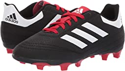 6049b433dce Black White Scarlet. 296. adidas Kids. Goletto 6 Firm Ground ...