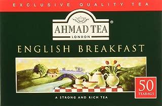 Ahmad Tea English Breakfast Tea, 50Count