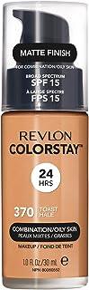 Revlon ColorStay Liquid Makeup for Combination/Oily Skin, Toast, 1 Fluid Ounce