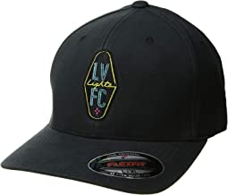 Las Vegas Lights FC Flexfit Hat
