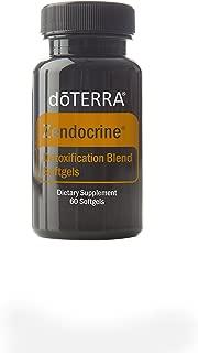 doTERRA - Zendocrine Essential Oil Detoxification Blend - 60 Softgels